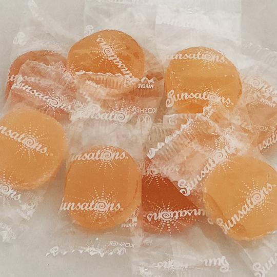 Gift Basket Supplies | JDW Distributors - Bulk Wrapped Orange